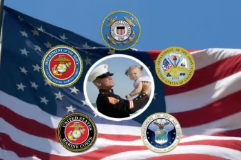 Military and Veterans Support Groups of America Video